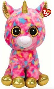 NEW Beanie Boos XL Fantasia Unicorn from Mr Toys