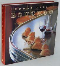 Bouchon by Thomas KELLER & Jeffrey CERCIELLO Near Fine Hardcover/NF DJ 81350