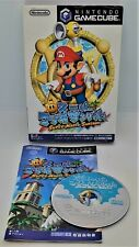 Super Mario Sunshine for Nintendo GameCube NTSC-J JAPANESE TESTED