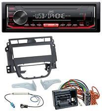 JVC 1DIN AUX USB MP3 Autoradio für Opel Meriva B (ab 2010)