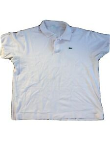 Men's Lacoste Polo Sz 7