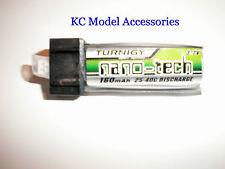 Turnigy 160mah 3.7 v 25-40c 1S Lipo batterie E-Flight Micro BLADE MCX MCX2 MSR / x