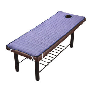 72*28inch Thicker Beauty Massage SPA Table Pad Bed Covers Sheet Mattr FJ