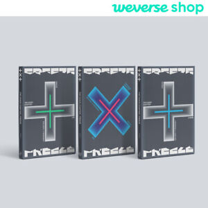 TXT TOMORROW X TOGETHER THE CHAOS CHAPTER : FREEZE Random Weverse Gift + Track#