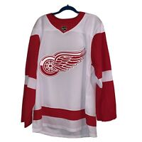 NWT  DETROIT RED WINGS ADIDAS NHL  Hockey Jersey Size 54 XL