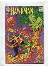 HAWKMAN #25 - RETURN OF THE DEATH GODDESS! - (4.0) 1968