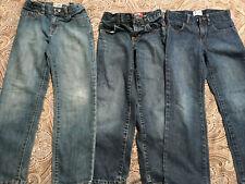 boys jeans size 7 slim Lot Of 3