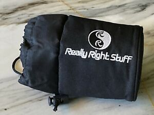 Really Right Stuff LB-40 pouch. MINT CONDITION
