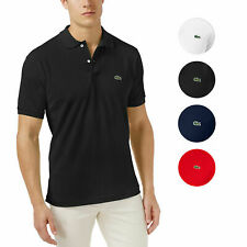 Lacoste Men's Classic Pique Cotton Slim-Fit Polo Shirt