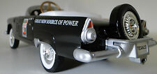 1955 Ford Thunderbird Pedal Car A Vintage Show Hot T Rod Midget Metal Model 1957