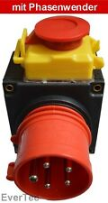 Geräteschalter Maschinen Anschluss Schalter Haupt Schalter Phasenwender 380-400V