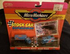 Galoob Micro Machines Richard Petty Team Stock Car Superstars Unopened