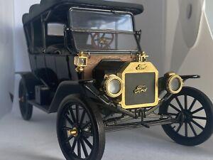 Franklin Mint Rare 1:18 Classic Car Model Ford Vintage Motor Detailed 1991 Rare