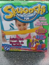 Skwooshi Stretchable Fun Clay Mold Activity Set. New Sealed!!