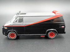 1983 83 Gmc Vandura A-Team Van Rare 1/64 Scale Collectible Diecast Model Car