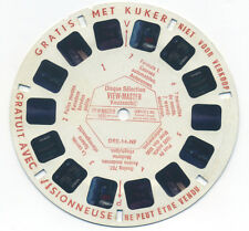 Disque Selection DRE-14-NF KreuzeSchijf ViewMaster Demonstration DR Reel