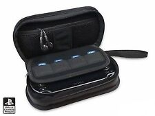 NEW Playstation Vita Officially Licensed Travel Case for PS PSV Black Official