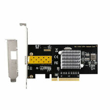 10000M 10Gbps Pcie Lan Card PCI Express 10G Gigabit Network Adapter Card
