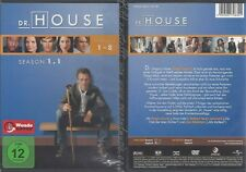 Dr. House - Season 1.1, Episoden 01-08 [3 DVDs] -- Hugh Laurie, Lisa Edelstein u