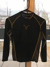 Youth Medium Bauer Hockey Fit Long Sleeve Shirt