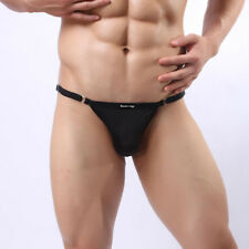 Solid Mens Sexy Underwear Mens Penis Pouch Briefs Low Rise Sexy Underpants New