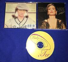 OOP RARE Teena Marie Lady T CD Hip-O Select BONUS TRACKS NR MINT