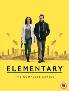 Elementary The Complete Series DVD NEUF