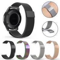 Milanese Edelstahl Uhren Armband Für Samsung Gear S2 S3 Sport Classic 20/22mm DE