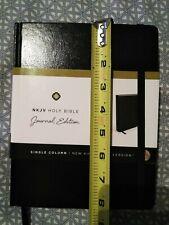 NKJV Journaling Bible (2015, Bonded Leather)