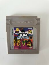 NEUF NEW RARE KID DRACULA Nintendo Gameboy Game boy DMG-DF-USA