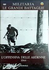 L'offensiva Delle Ardenne 1944 Dvd Militaria Le Grandi Battaglie