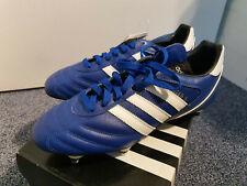 Adidas Kaiser 5 Cup Fußballschuhe Leder Stollen B34259 blau Gr. 42 NEU