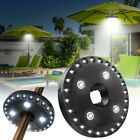 28LED Umbrella Light 3 Mode Night Pole Light Patio Yard Garden Camping Tent Lamp