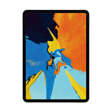 "Apple iPad Pro 11"" 2018, WiFi 512GB BT 5.0  IPS Face ID silber"