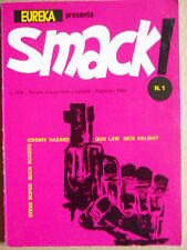 EUREKA presenta SMACK ! n°1 1968 ed. Corno con Harry Bishop  [G256]