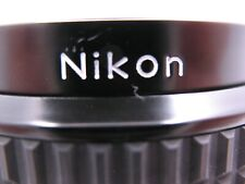 Nikon 2 35mm AIS Lens