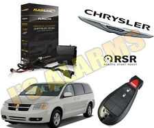PLUG AND PLAY ADD ON REMOTE START FOR 2009 DODGE GRAND CARAVAN DO IT YOURSELF