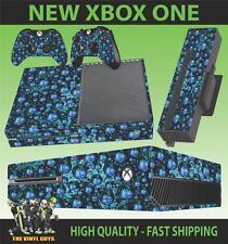 Placas frontales y etiquetas para Microsoft Xbox One para consolas y videojuegos Consola
