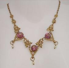 Collana Indiana in Ag,925 dorato Creazioni Michelangelo OMA19