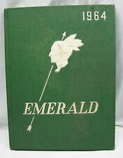 1964 DONEGAL HIGH SCHOOL YEARBOOK  Emerald Mount Joy PA  Year Book
