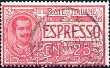 ITALIA - Regno - 1903 - Espressi - Effigie di Vittorio Emanuele III. 25 c.