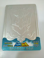 Saint Seiya Chevaliers Du Zodiaque Dragon Box Steelbook - 4 X DVD