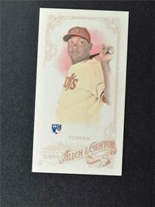 2015 Topps Allen and Ginter Mini A and G Back #148 Yasmany Tomas - NM-MT