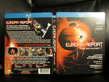 Europa Report Blu-Ray Steelbook [Germany] Region B Near Mint w/ Post Cards Rare