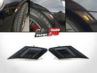 Smoked LED Side Indicators Markers Turn Lights Fits Scion FRS FR-S Subaru BRZ