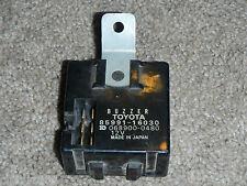 KEY DOOR WARNING BUZZER 85991-16030 1987 87 TOYOTA TERCEL SR5 4WD WAGON