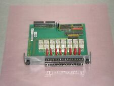 CTC 2212 Output Module Control Technology Corporation 8 Relay Outputs