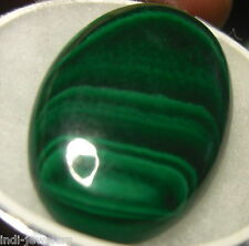 UNIQUE 60CT HUGE OVAL SHAPE  NATURAL MALACHITE   GEMSTONE FROM INDIA
