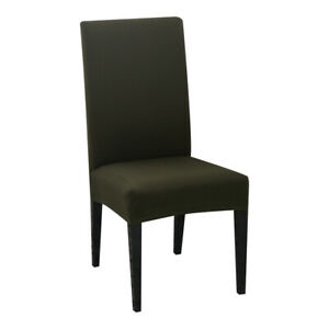 Dining Chair Cover Stretch Slijcovers Universal Removable Chair Protective SHA