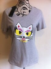 Karl Lagerfeld Luxury T-shirt Top Ladies Size M New